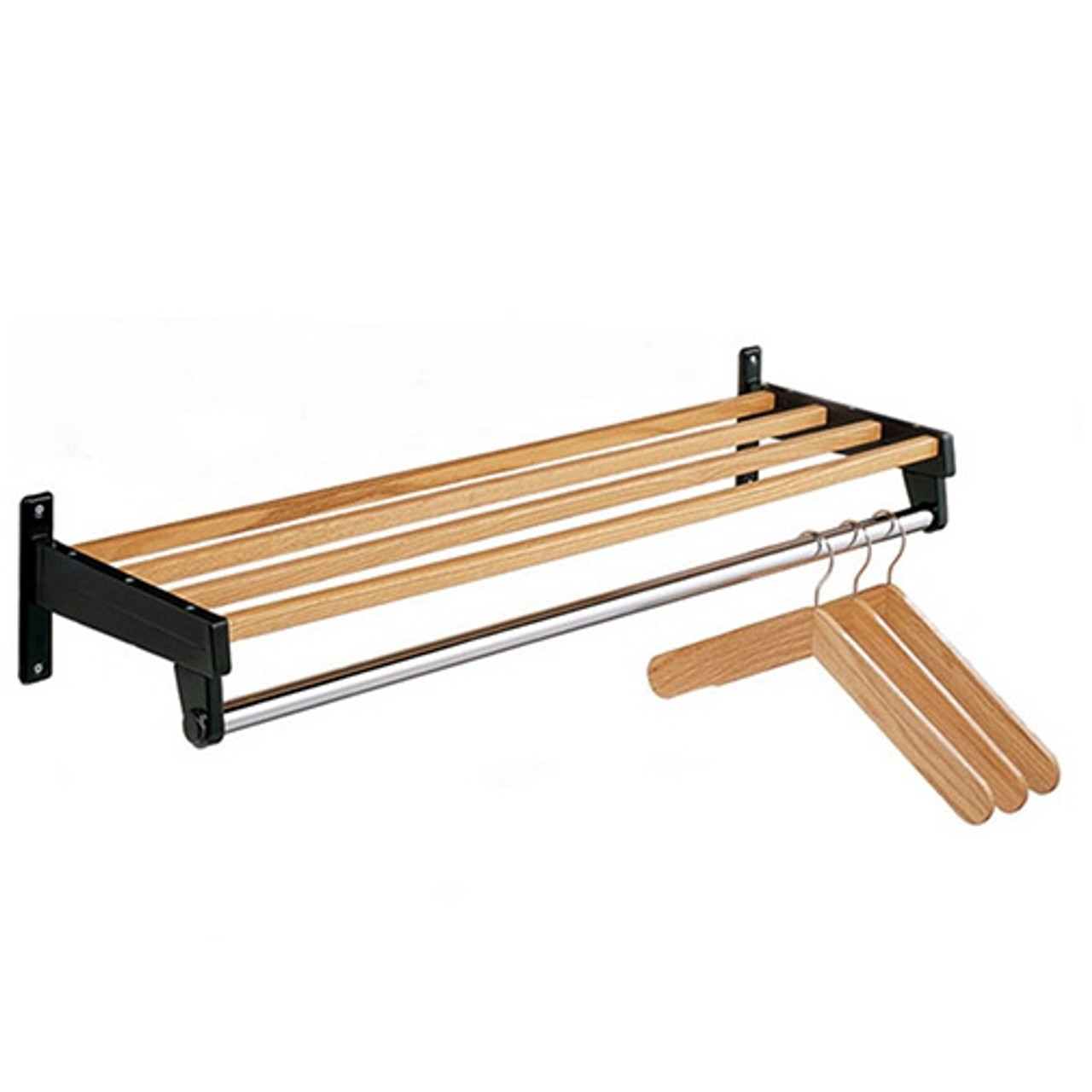 Magnuson DS-HO Oak Coat Racks