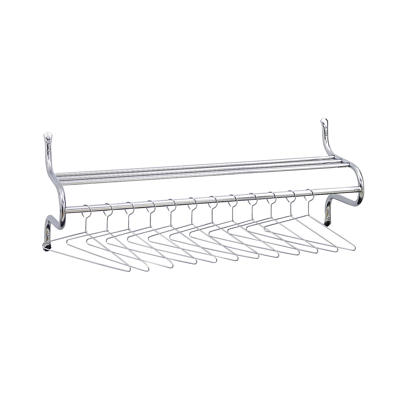 Safco Products Wall Coat Racks