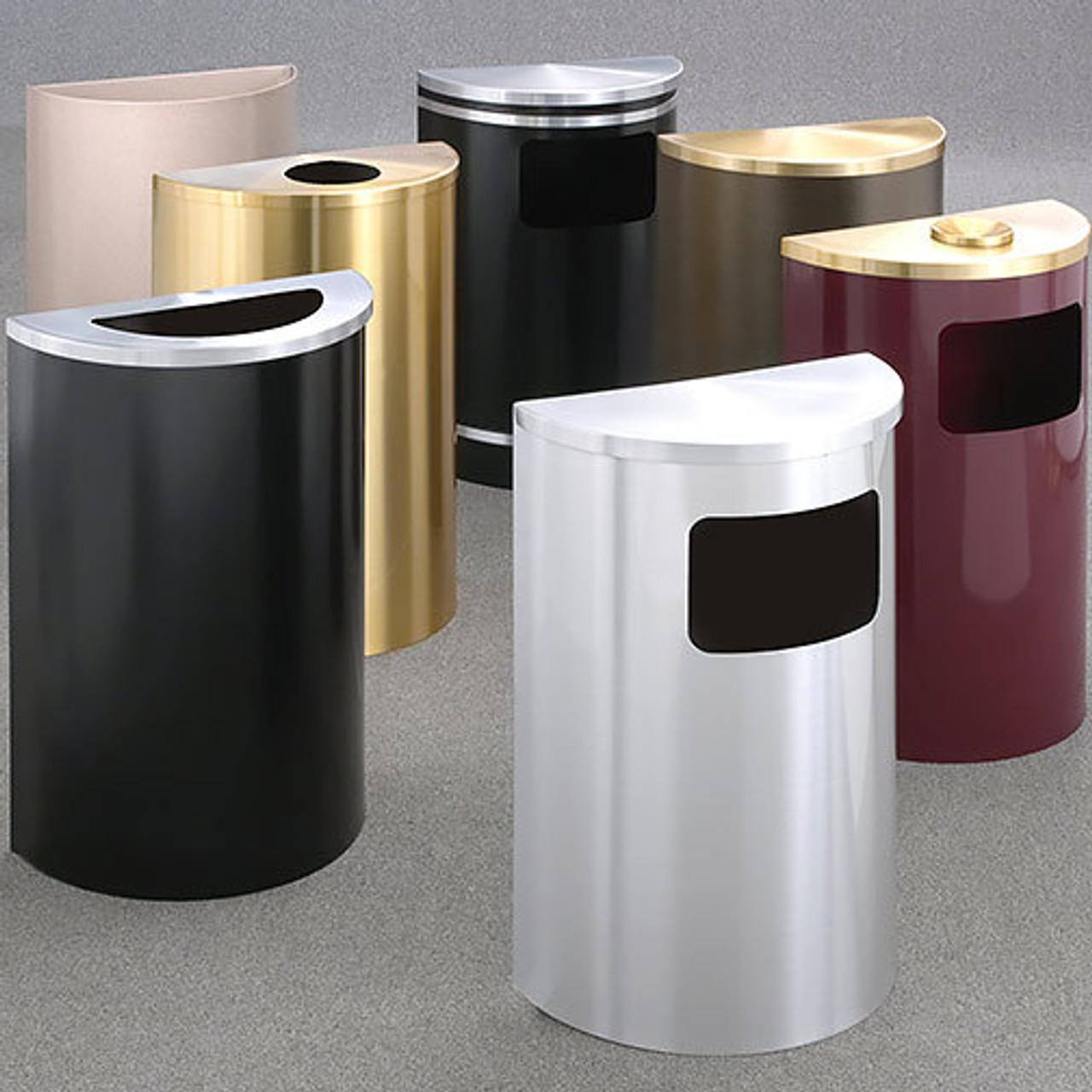 Glaro Profile Trash Cans