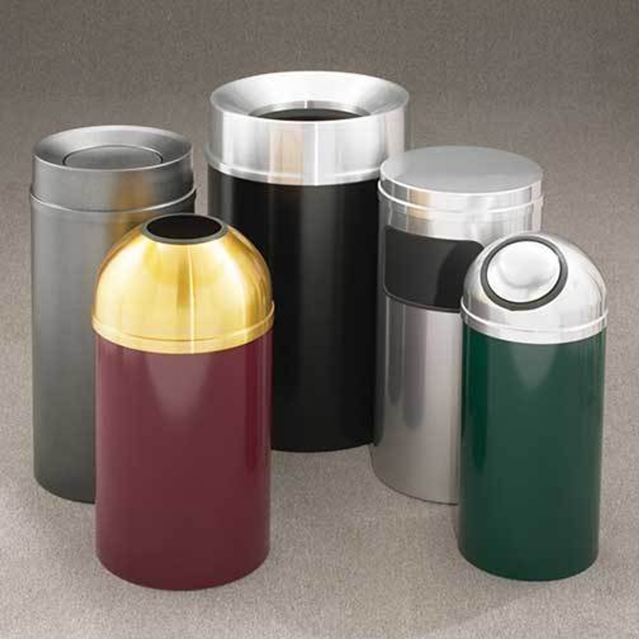 Glaro Waste Containers
