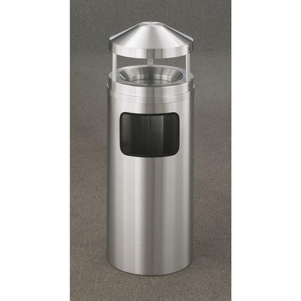Glaro New Yorker Ash & Trash Cans
