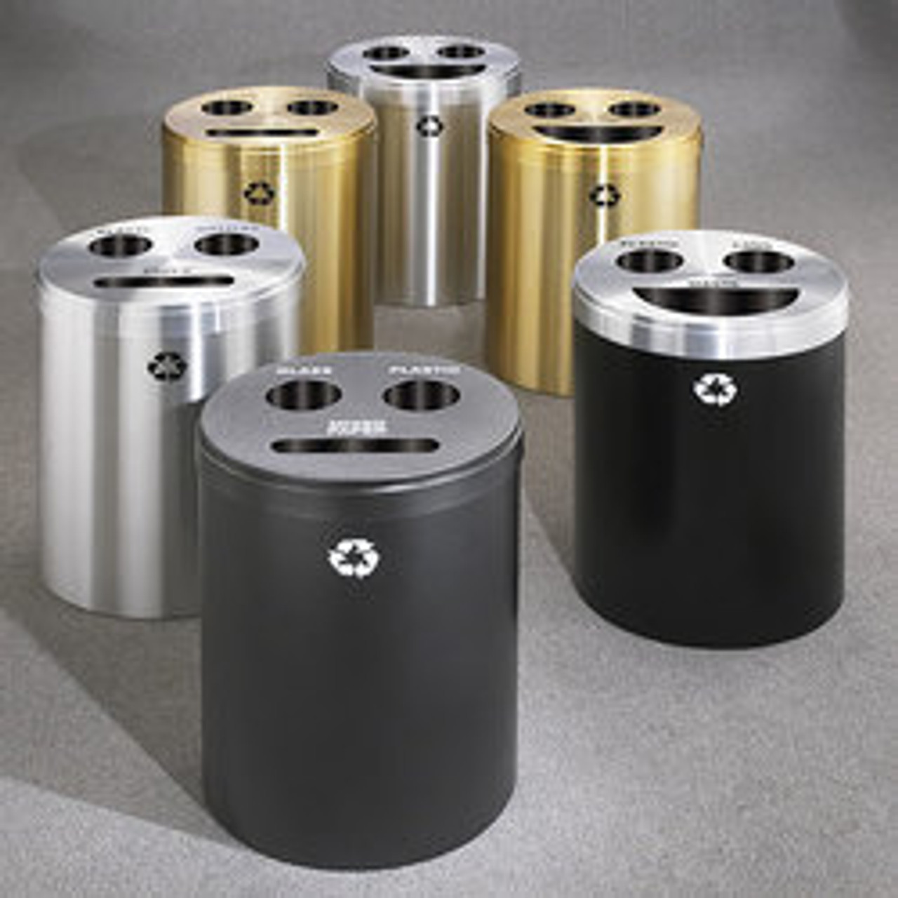 Glaro RecyclePro 3 Recycling Bins