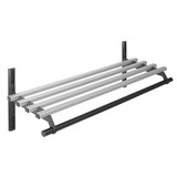 Storage Shelf Coat Racks - All Types