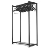 Black Coat Racks - All Types