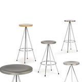 Magnuson Nuta Counter and Bar Stools