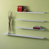 """Peter Pepper SA Aluminum Shelves - 8-1/4"""" Deep"""