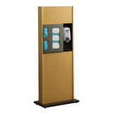 Freestanding Infection Control Stations