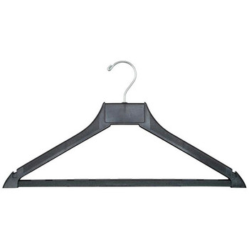 Camden-Boone Open Hook Polymer Coat Hanger with Trouser Bar - 112-002
