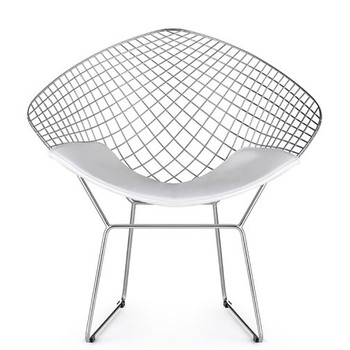 Woodstock The Who Lounge Chair with Cushion