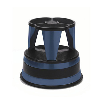 Cramer Kik Step - Navy - Rolling Step Stool - 1001-63