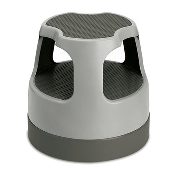Cramer Scooter Step Stool - Gray - 50011PK-82