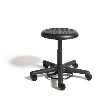 Cramer Rhino Round Stool - Foot Activated RROG1