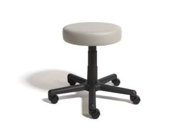 Cramer Round Stool - Hand Activated - Grade 6 Cleanroom RSOD-V6