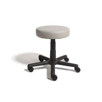 Cramer Round Stool - Hand Activated - ESD RSOD-E