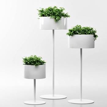 Magnuson Green Cloud Standing Planters