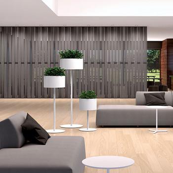 Magnuson Green Cloud Standing Planters - Lounge