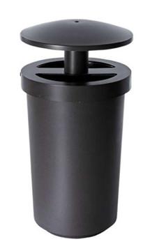 Magnuson Mecora Outdoor Waste Receptable - MECORA-50
