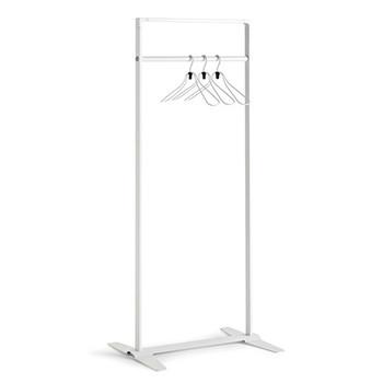 Magnuson Arnage Coat Rack PC-P - Standing - Hanger Rod - No Shelf (Coat Hangers Not Included)