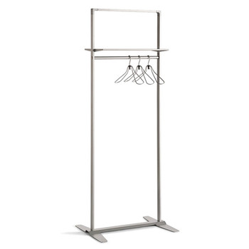 Magnuson Arnage Coat Rack ARNAGE PC-PT - Free Standing - Hanger Rod and Shelf