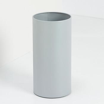 Magnuson Silo Umbrella Stand SP-2550 - Metallic Gray Finish