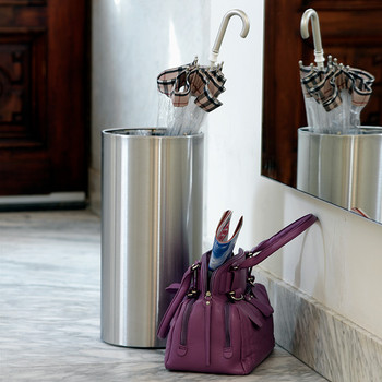 Magnuson Silo Stainless Steel Umbrella Stand