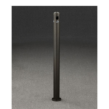 Glaro 2404 Smokers Pole in Designer Finish Bronze Vein