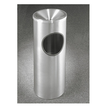Glaro New Yorker Funnel Top Ash and Trash Receptacle F192SA