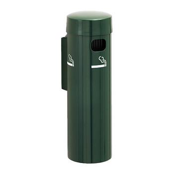Glaro Smokers Pole 4401 - Wall Mounted - Hunter Green