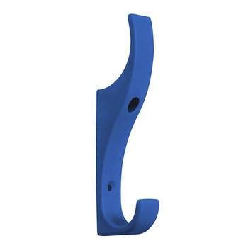 Camden-Boone Unbreakable Dark Blue Nylon Coat Hook - Double Prong - 122-007