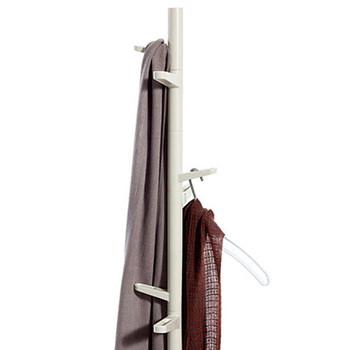 Magnuson Taiga Coat Tree TAIGA03 - 70 Inches - 6 Hooks - Umbrella Stand