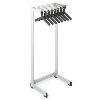 Magnuson Office Rak Coat Rack OR-4B - 48 Inches - Free Standing - Single Sided - Hanger Hooks