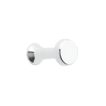 Peter Pepper 2041-H Coat Knob - Polished Chrome
