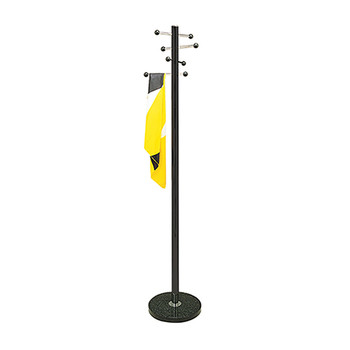 Peter Pepper Coat Tree 2091 with Black Column