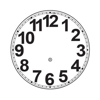 Peter Pepper Clock Face 02