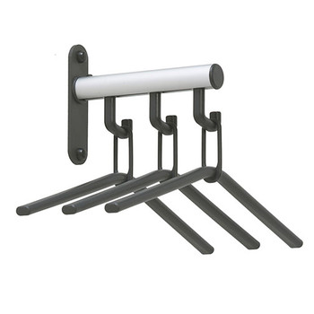 Magnuson Tertio Coat Peg with 3 Hangers TH22K