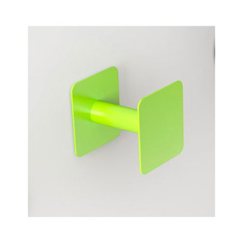Magnuson POINTO Square Steel Coat Knob Please note: The Pistachio Finish has been discontinued.