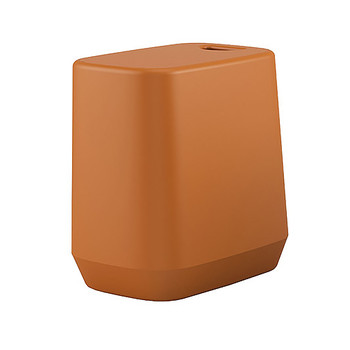 Peter Pepper Grab Stool in Terra Cotta