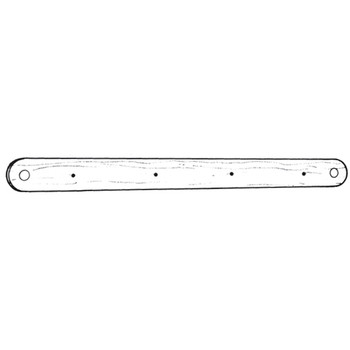 Peter Pepper Wooden Wall Mounted Coat Hook Rack TYPE-2