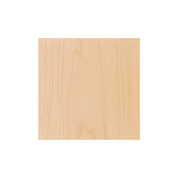 Optional Peter Pepper Natural Maple Wood Finish for End Cap Trim