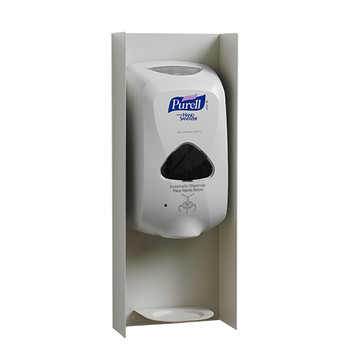 Peter Pepper HealthFIRST Infection Control - Sanitizer Station IC-S - Wall Mounted