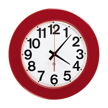 Peter Pepper 400P Custom Wall Clock - 13 Inch Diameter