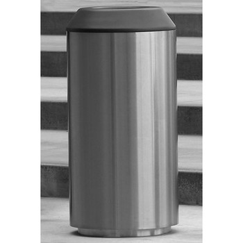 Peter Pepper Timo Round Trash Can - Base Model - No Perforations