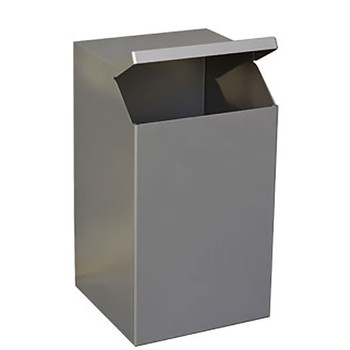 Peter Pepper Timo Square Waste Receptacle