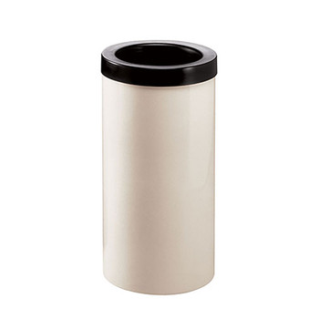 Peter Pepper 1224T Trash Can - Fiberglass - 7 Gallon
