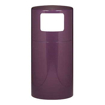 Peter Pepper Trash Can 1089 - Fiberglass - 21 x 44 - 38 Gallon