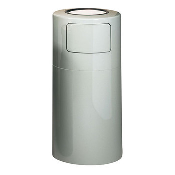 Peter Pepper Trash Can 1089UX- Fiberglass - 21 x 44 - 38 Gallon