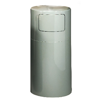 Peter Pepper Trash Can 1089X - Fiberglass - 21 x 44 - 38 Gallon