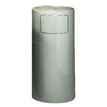 Peter Pepper Trash Can 1089X - Fiberglass - 21 x 44 - 38 Gallon