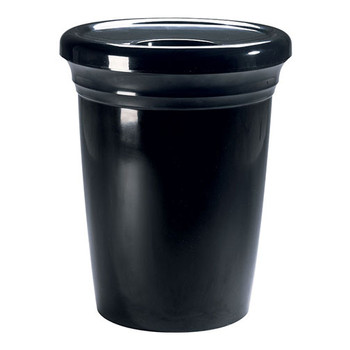 Peter Pepper Montreal 1061 Trash Can - Fiberglass - 28 Gallon