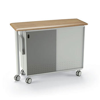Peter Pepper Axcess Mobile Desk - Stored
